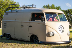 VW Bus Laid Out