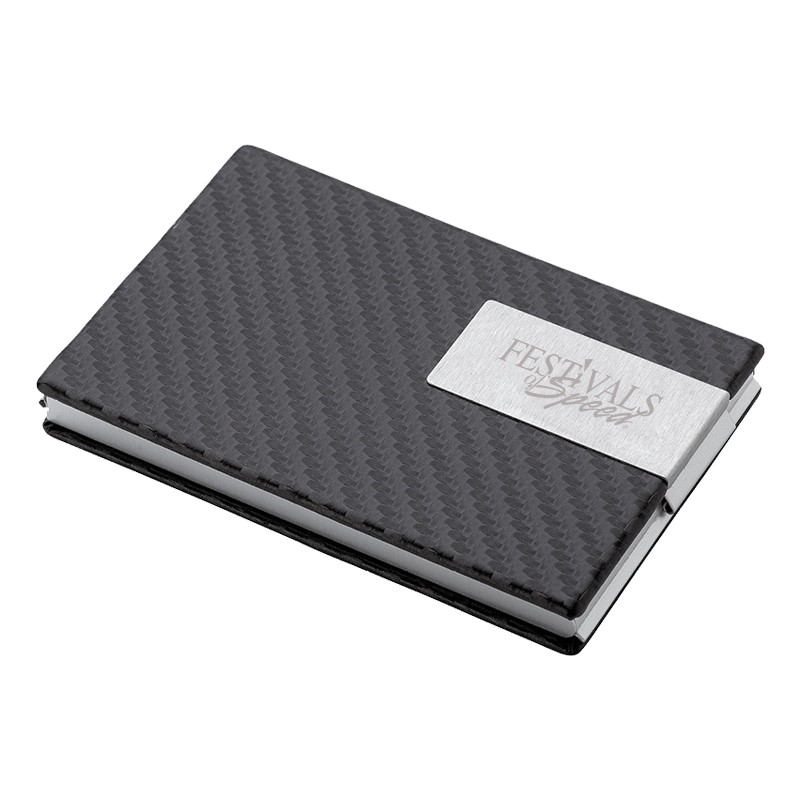 Festivals of Speed | Carbon Fiber Style Credit Card / Business Card ...