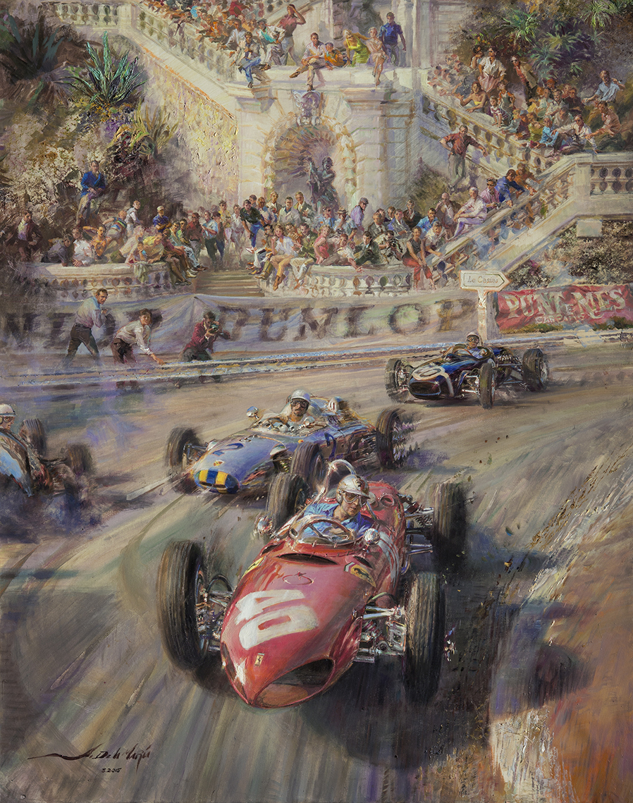 Buy Here Pay Here Orlando >> Festivals of Speed | World renown automotive artist ...