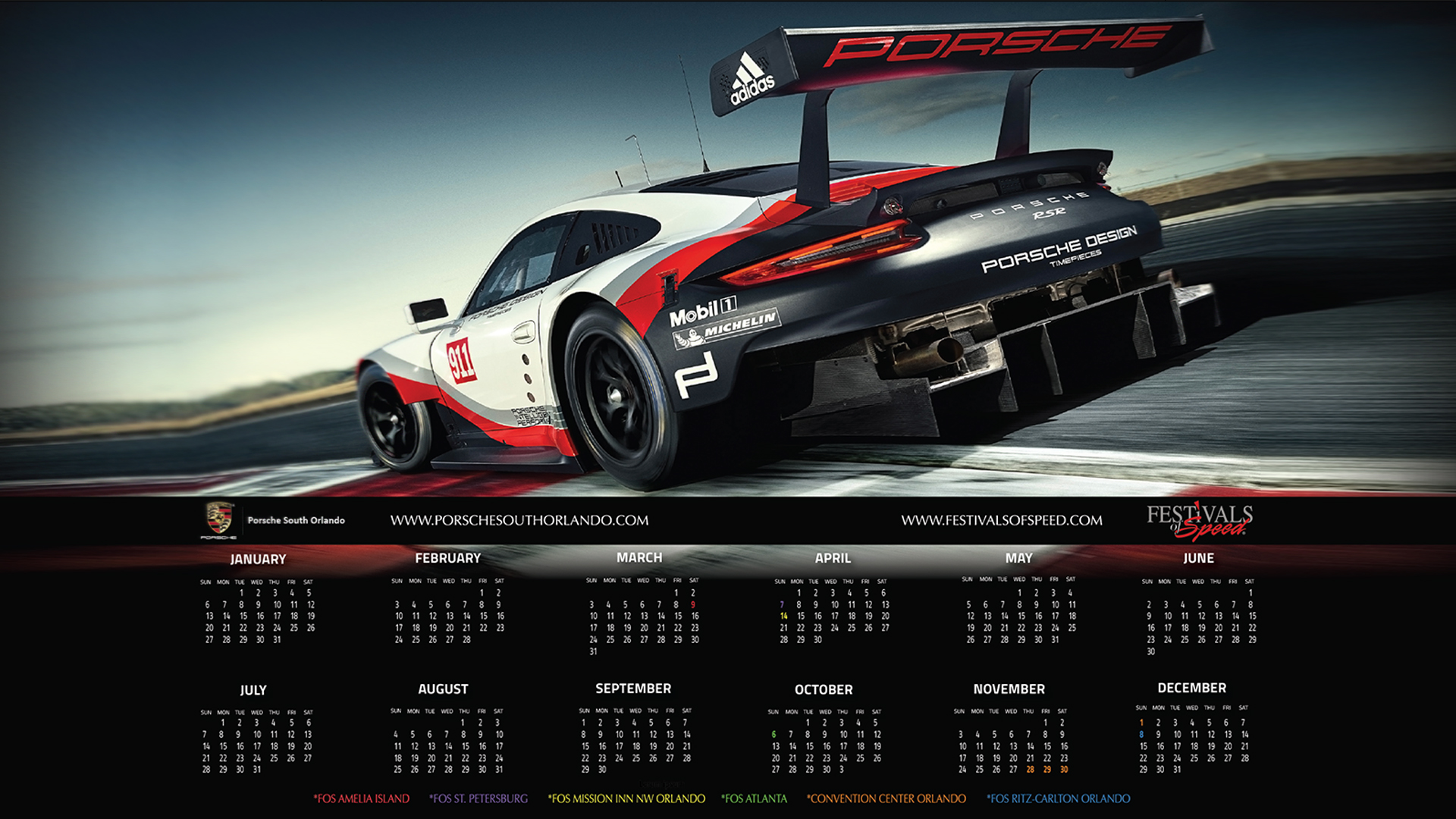 Buy Here Pay Here Orlando >> Festivals of Speed | Calendar 2019 Wallpaper - 1920 X 1080 - Festivals of Speed